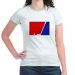 Major League Golf Jr. Ringer T-Shirt