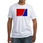 Major League Golf Fitted T-Shirt