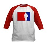 Major League Firefighter Tee