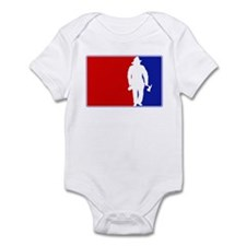 Major League Firefighter Infant Bodysuit