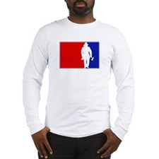 Major League Firefighter Long Sleeve T-Shirt