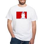 Major League Cruising White T-Shirt