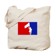 Major League Color-Guard Tote Bag