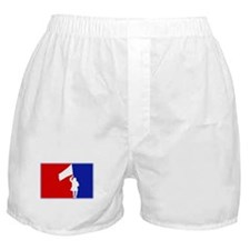 Major League Color-Guard Boxer Shorts