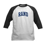 RAND design (blue) Tee