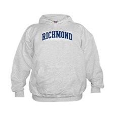 RICHMOND design (blue) Hoodie