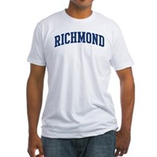 RICHMOND design (blue) Shirt