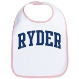 RYDER design (blue) Bib