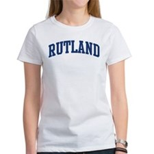RUTLAND design (blue) Tee