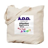 ADD BUG Tote Bag