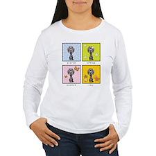 4 Season Weimaraner T-Shirt
