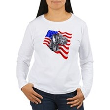 Blue UC Patriot Dane T-Shirt
