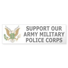 Military Police Corps <BR>Family Bumper Bumper Sticker