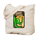 Peas Shopping Bag