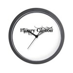 Hillary Clinton Wall Clock