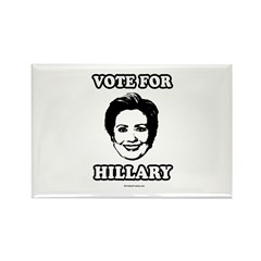Vote for Hillary Rectangle Magnet (100 pack)