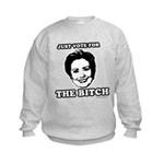 Hillary Clinton Kids Sweatshirt