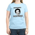 Hillary Clinton Women's Light T-Shirt