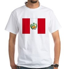 Peruvian Flag Shirt