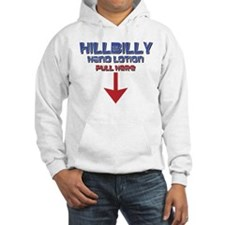 Hillbilly Hand Lotion Jumper Hoody