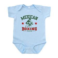 Mexican Boxing Infant Bodysuit