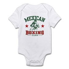 Mexican Boxing Infant Bodysuit