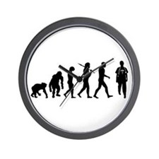 Doctors Evolution Wall Clock