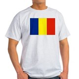 Romanian Flag T-Shirt