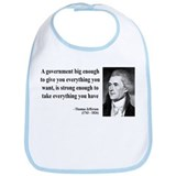 Thomas Jefferson Quote 1 Bib