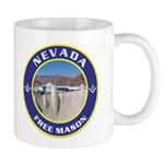 Nevada Freemasons Mug