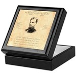 Wanted Robert Allison Keepsake Box