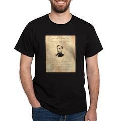 Wanted Robert Allison Dark T-Shirt