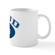 Proud YaYa (blue) Small Mug