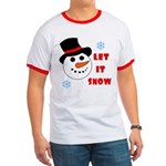 LET IT SNOW Ringer T