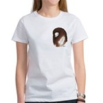 Jacobin Pigeon Women's T-Shirt