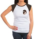 Jacobin Pigeon Women's Cap Sleeve T-Shirt