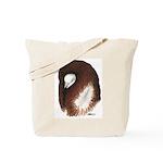 Jacobin Pigeon Tote Bag