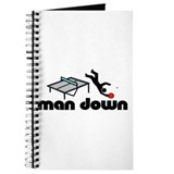 man down ponger Journal