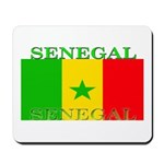 Senegal Senegalese Flag Mousepad