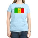 Senegal Senegalese Flag Women's Light T-Shirt