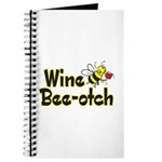 Wine Bee-Otch Journal