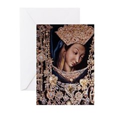 Cute Mary Greeting Cards (Pk of 10)