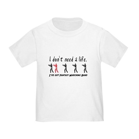 Fantasy Marching Band Toddler T-Shirt