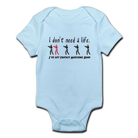 Fantasy Marching Band Infant Bodysuit