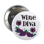 Wine Diva Button