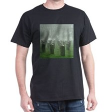 Ghosts of GBG NAtl Cemetery T-Shirt