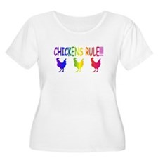 Chickens Rule T-Shirt