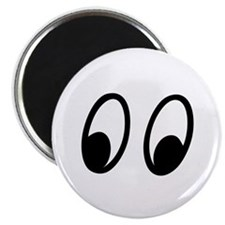 "Moon Eyes 2.25"" Magnet (10 pack)"
