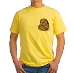 Modena Pigeon Yellow T-Shirt