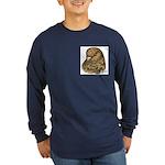 Modena Pigeon Long Sleeve Dark T-Shirt